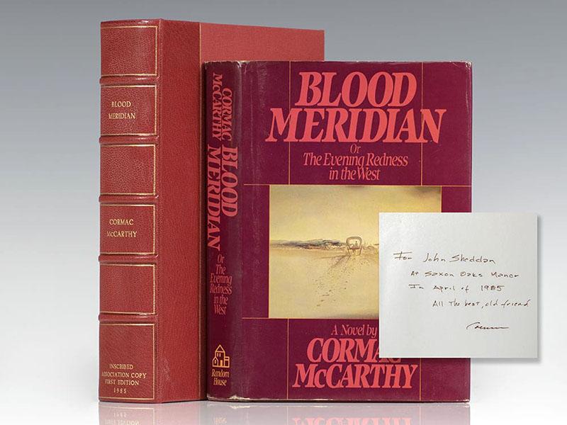 Cormac McCarthy: Véres délkörök, avagy vörös alkony a nyugati égen