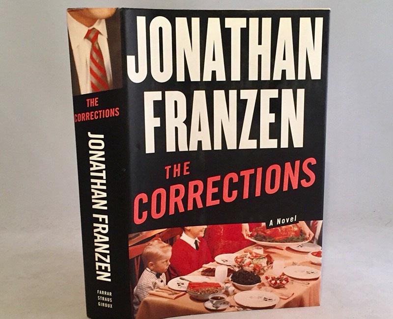 Jonathan Franzen: Javítások