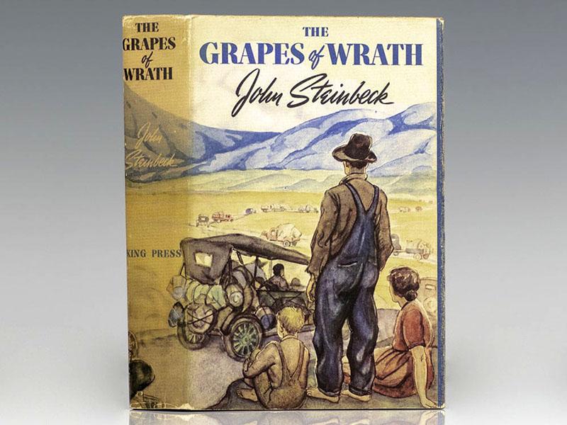 John Steinbeck: Érik a gyümölcs
