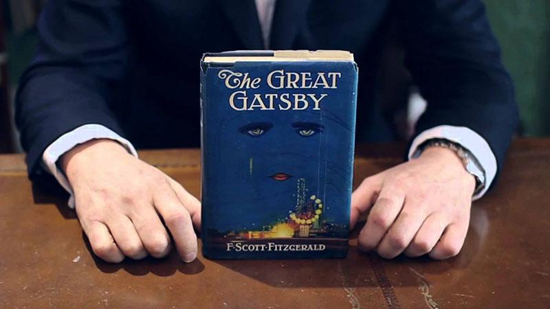 A nagy Gatsby első kiadása