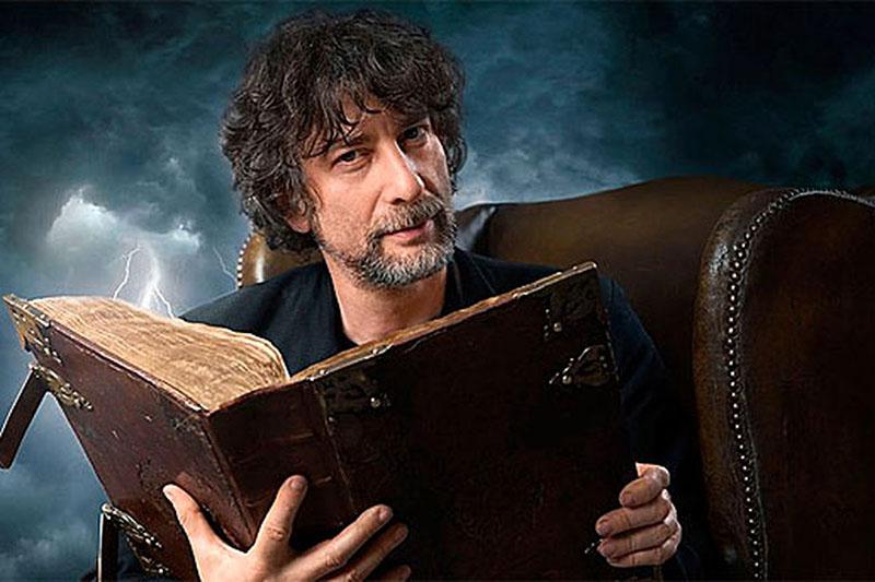 Neil Gaiman, a fantasy rocksztárja