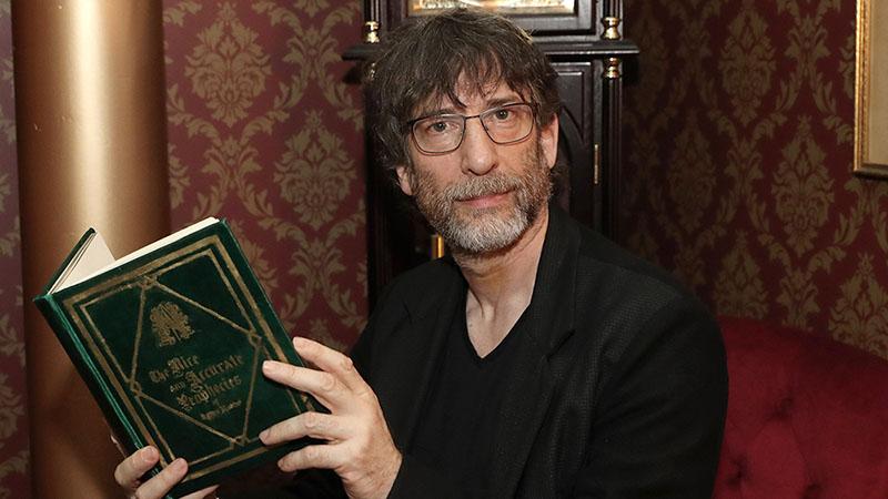 Gaiman idén tölti be 60. évét