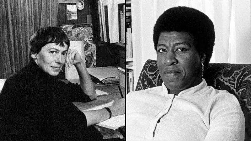 Ursula K. Le Guin és Octavia E. Butler