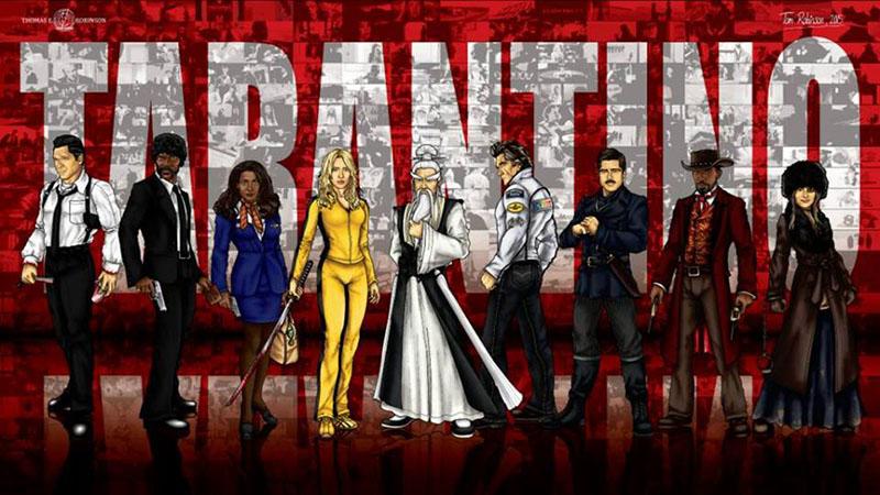 A Tarantinoverzum összefüggései