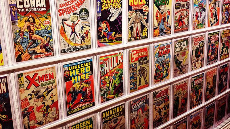 Ian Levine gyűjteménye közel 40 ezer füzetből áll