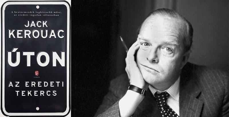 Truman Capote és Jack Kerouac regénye, az Úton