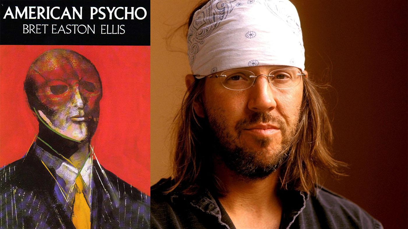 David Foster Wallace és Bret Easton Ellis regénye, az Amerikai psycho