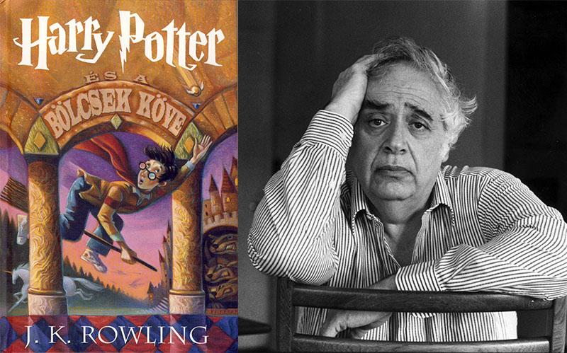Harold Bloom és J. K. Rowling regénye, a Harry Potter és a bölcsek köve