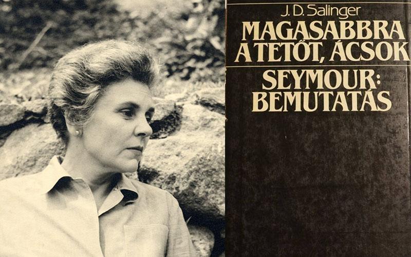 Elizabeth Bishop és J. D. Salinger regénye, a Seymour – A bemutatás