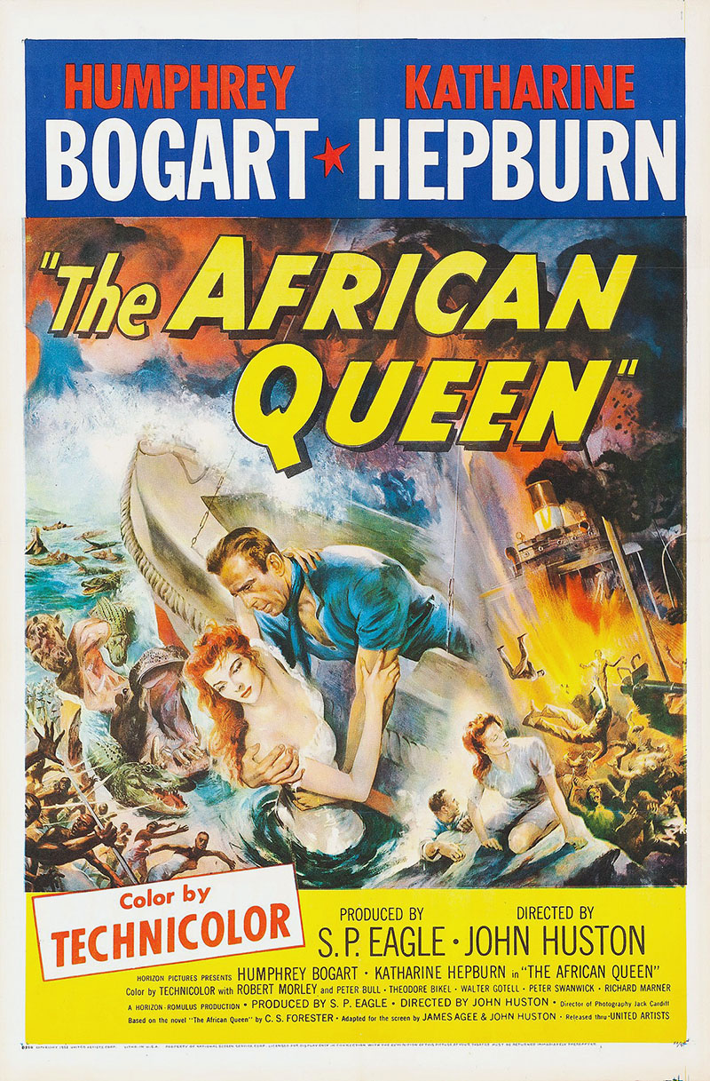A film eredeti plakátja