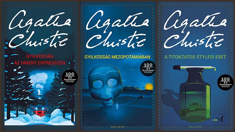 Folytatódik az Agatha Christie-életműkiadás