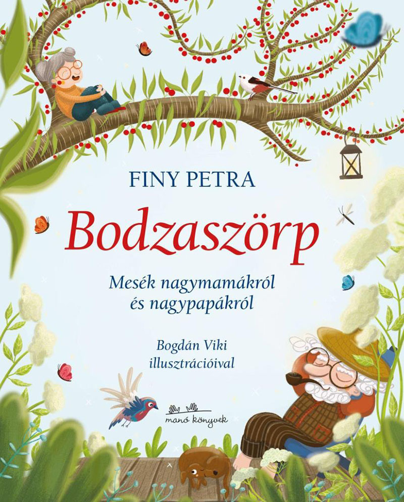 Finy Petra: Bodzaszörp