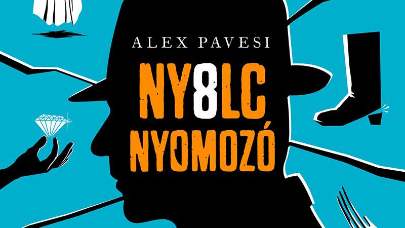 Alex Pavesi: Nyolc nyomozó
