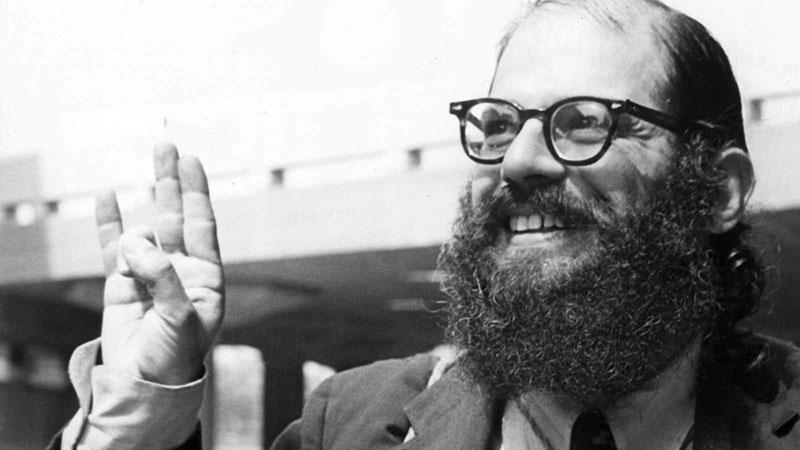 Allen Ginsberg verse 1956-ban óriási visszhangot váltott ki