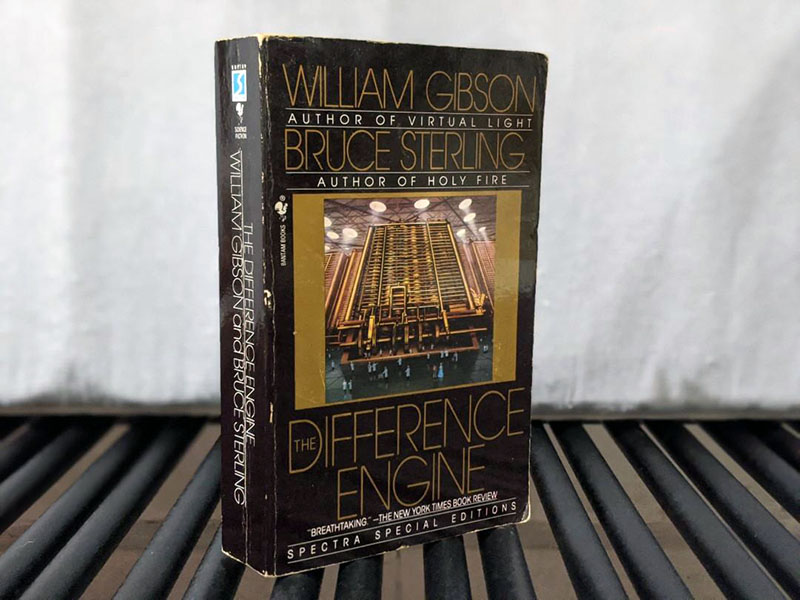 William Gibson & Bruce Sterling: A gépezet