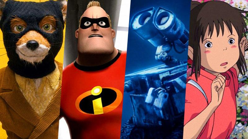 Animációs filmek gyerekeknek, amiket felnőttként is élvezni fogsz
