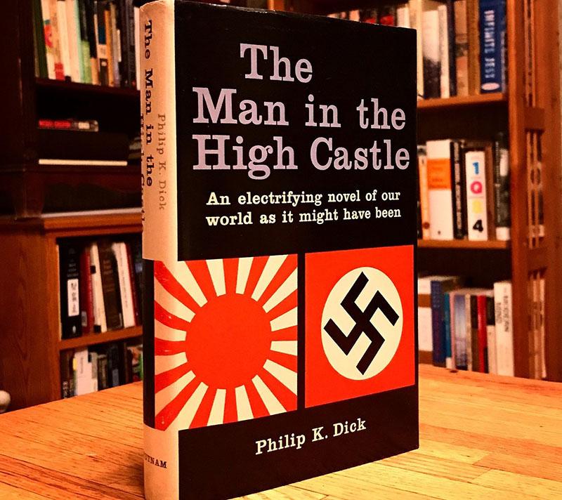 Philip K. Dick - Az ember a fellegvárban