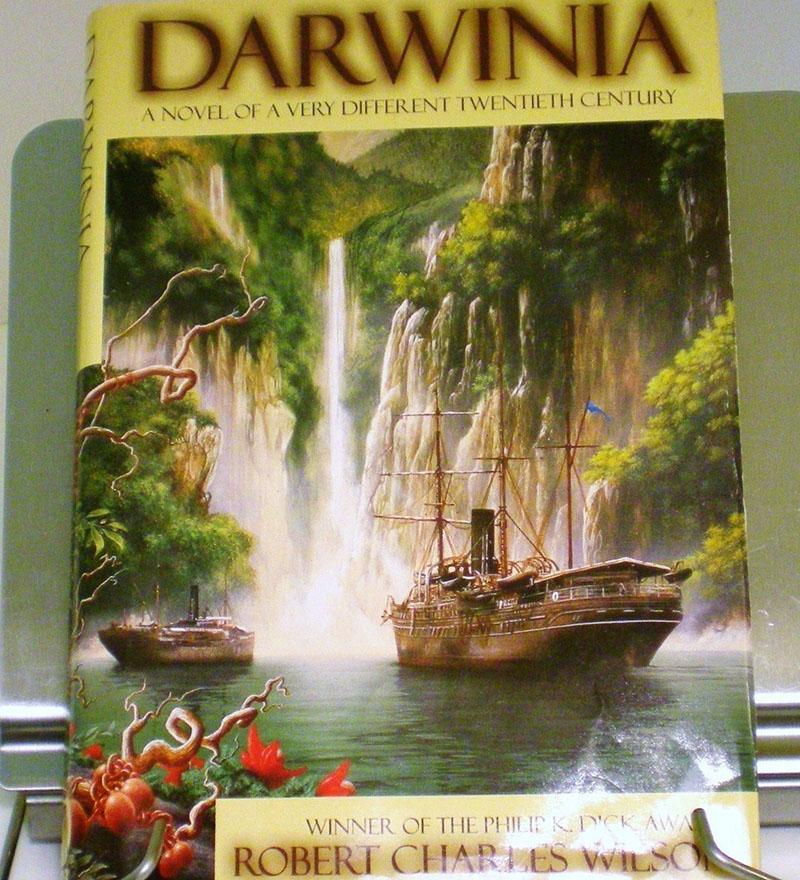 Robert Charles Wilson: Darwinia