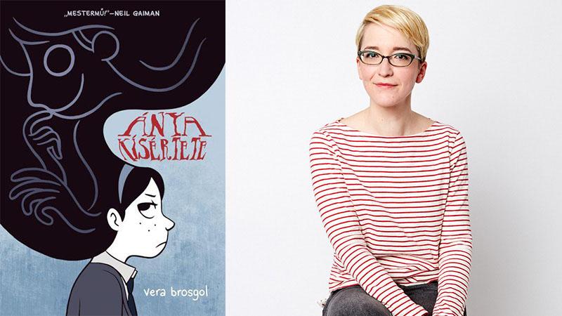 Vera Brosgol: Ánya kísértete