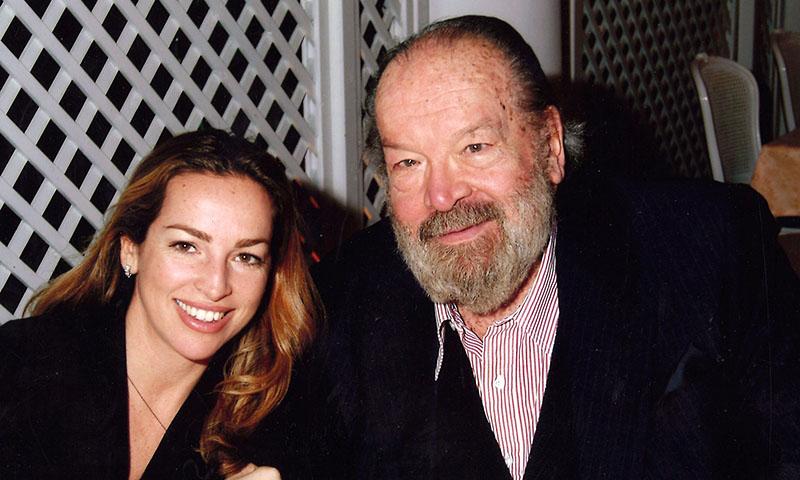 Christiana és Carlo Pedersoli