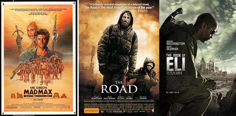 Mad Max - Az igazság csarnokán innen és túl; Az út; Éli könyve