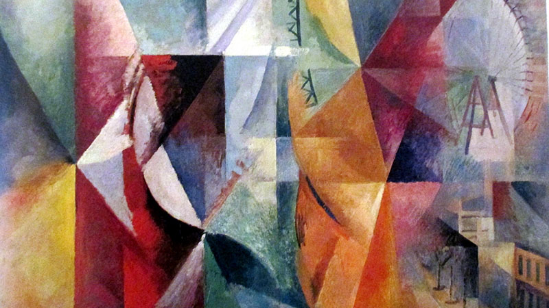 Delaunay: Ablakok