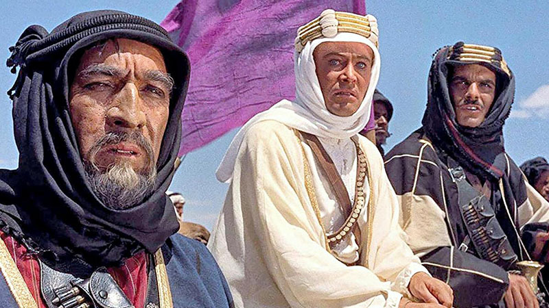 Anthony Quinn és Peter O'Toole