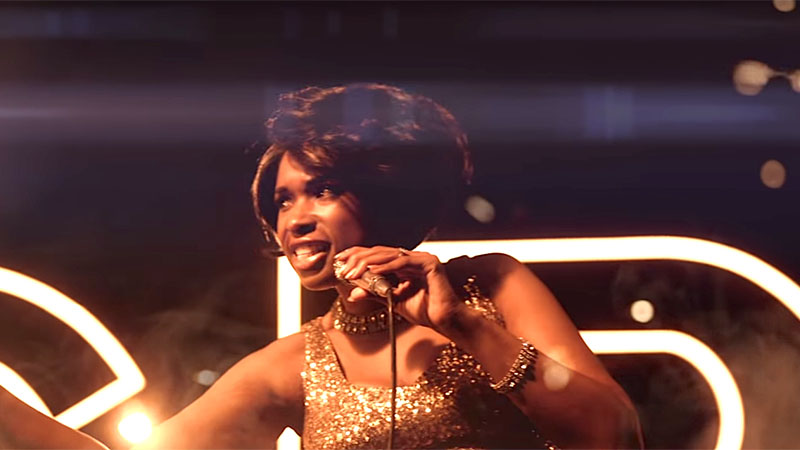 Az Oscar-díjas Jennifer Hudson bújik Aretha Franklin bőrébe