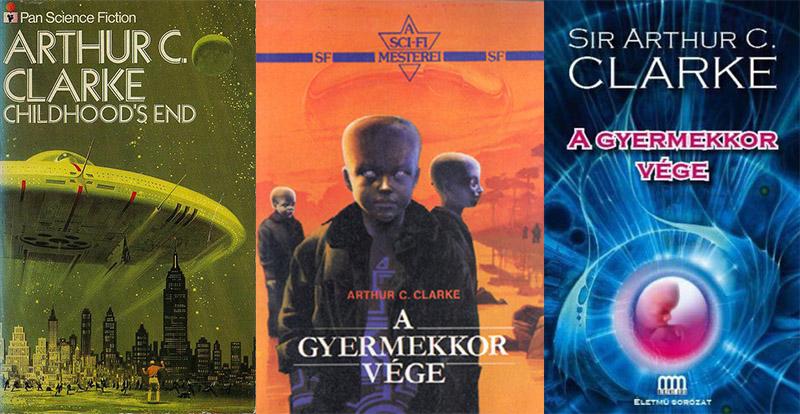 Arthur C. Clarke: A gyermekkor vége