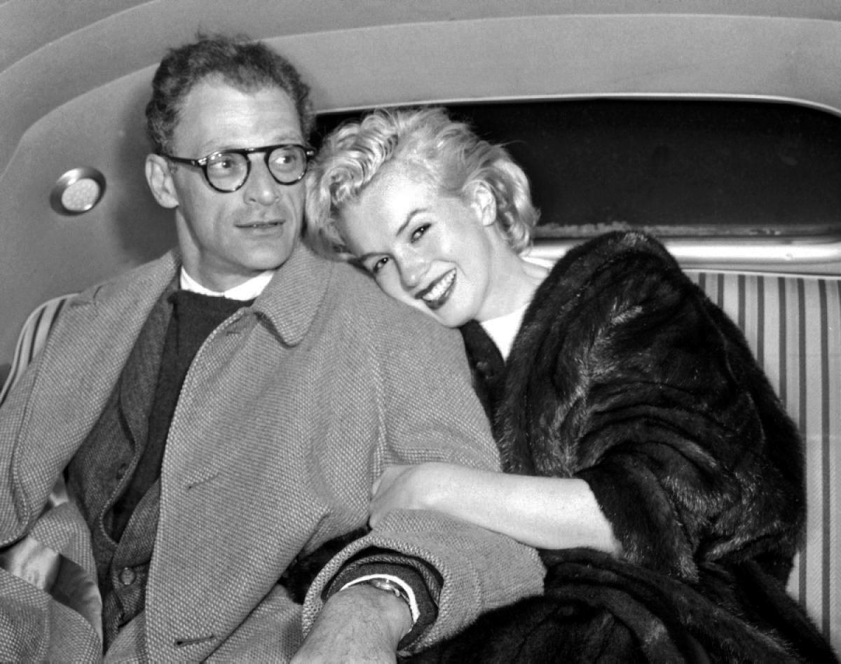 Marilyn Monroe-val