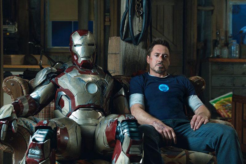 Tony Stark, a Vasember