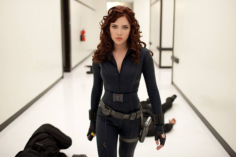 Natasha Romanoff, vagyis a Fekete Özvegy