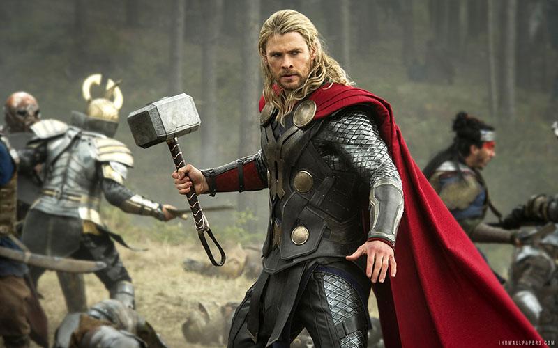 Thor, aki simán csak Thor