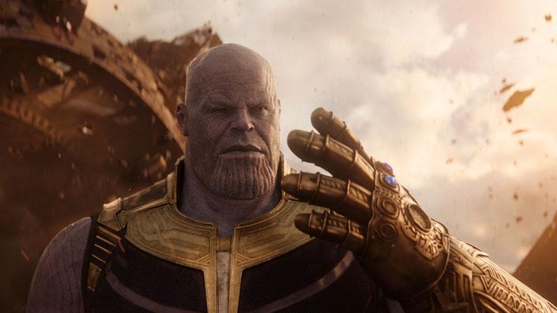 Thanos, az őrült titán