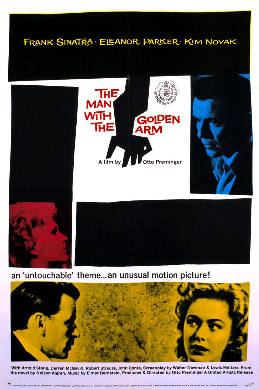 Az aranykezű férfi (1955)