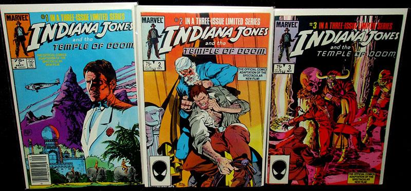 Indiana Jones képregényben