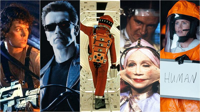 Az Esquire érdekes listát állított össze a legjobb sci-fi filmekről