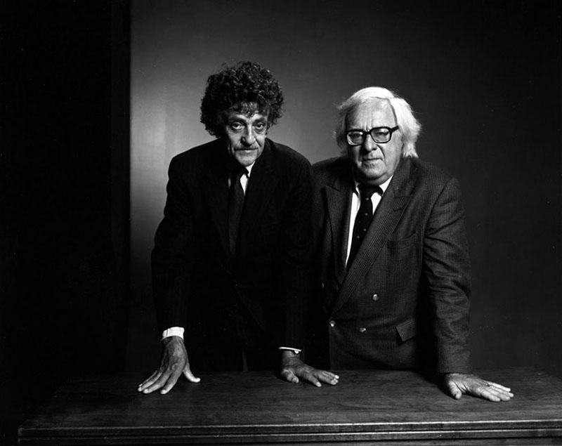 Vonnegut és Ray Bradbury