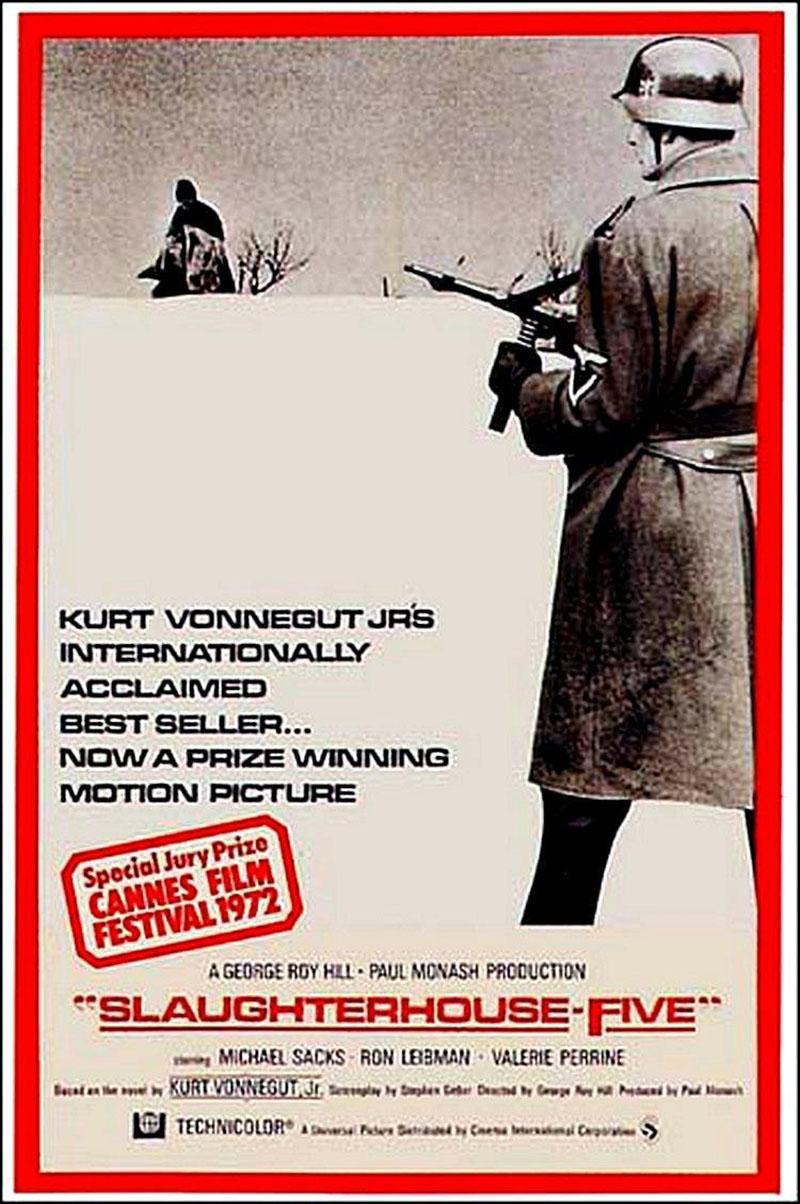 George Roy Hill adaptációjának plakátja