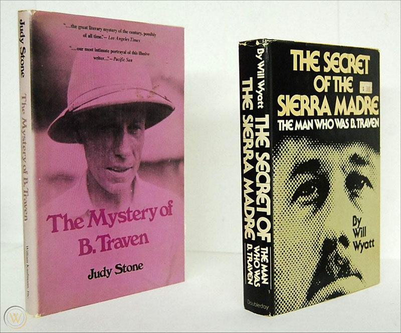 Angol nyelvű kötetek, melyek az író rejtélyét kutatják