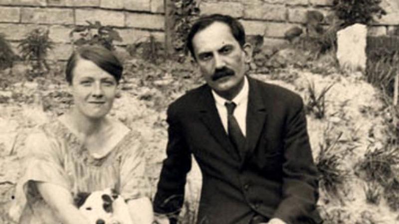 Babits Mihály és Török Sophie /Forrás: cultura.hu/