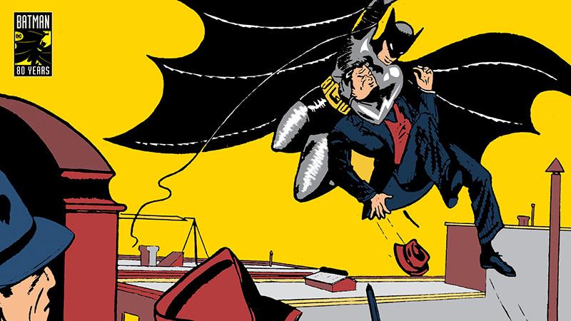 Superman után Batman is rekordáron kelt el