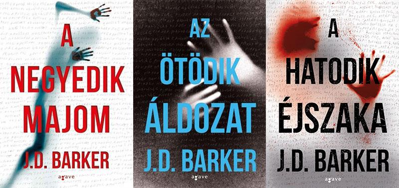 J. D. Barker a modern krimi klasszikusát alkotta meg