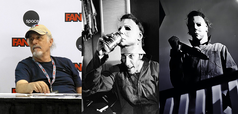 Nick Castle – Michael Myers