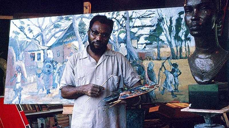 Ben Enwonwu, a modernista Afrika művészkirálya