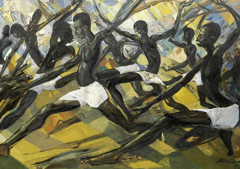 Ben Enwonwu művészete