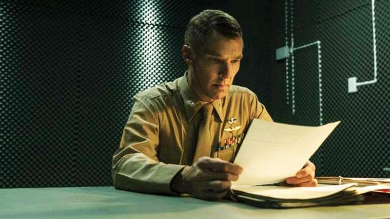 Benedict Cumberbatch partnere Jodie Foster lesz