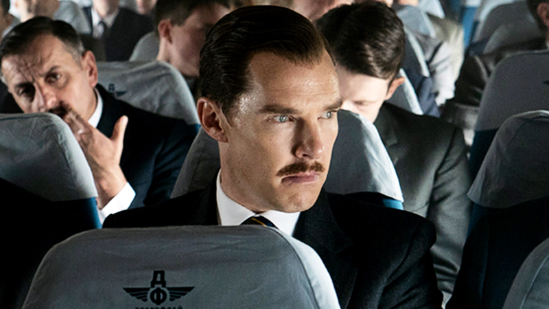 Benedict Cumberbatchből kém lesz
