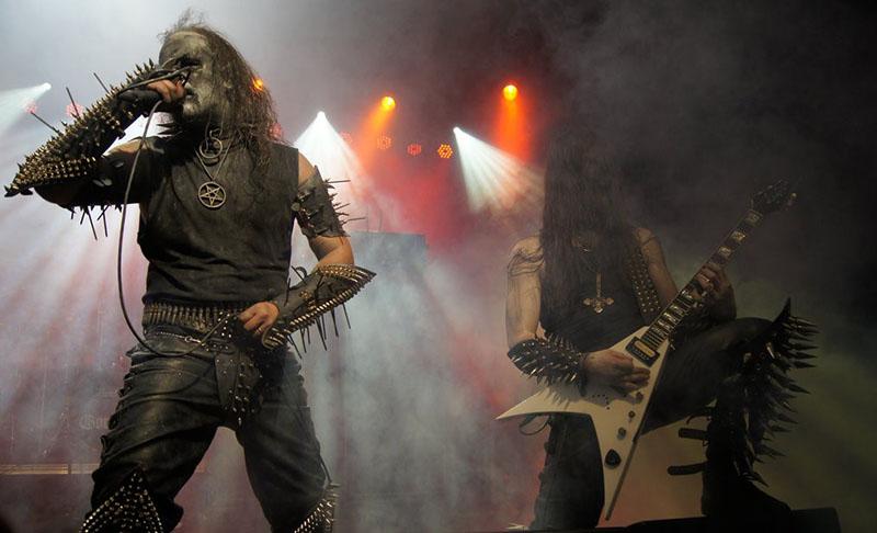 A műfaj jelenlegi egyik leghírhedtebb tagja, a Gorgoroth
