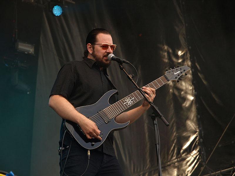 Insahn, az Emperor alapítója, akit zeneiségéért ma már olyan zenészek is tisztelnek, akik alapvetően megvetik a black metal mozgalmat